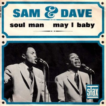 Soul Man Sam and Dave