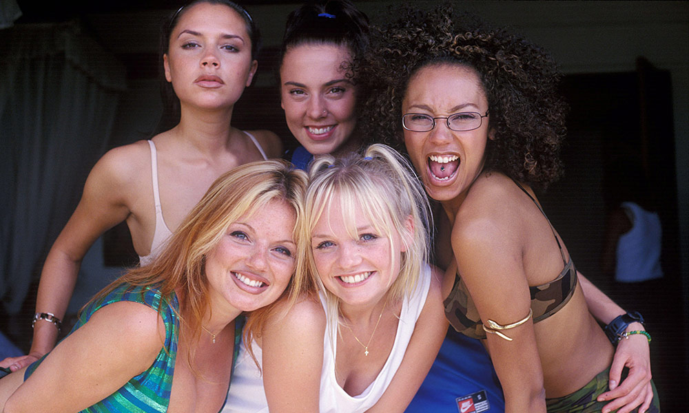 Spice Girls photo by John Stanton and WireImage