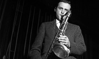 Stan Getz photo by PoPsie Randolph and Michael Ochs Archives and Getty Images
