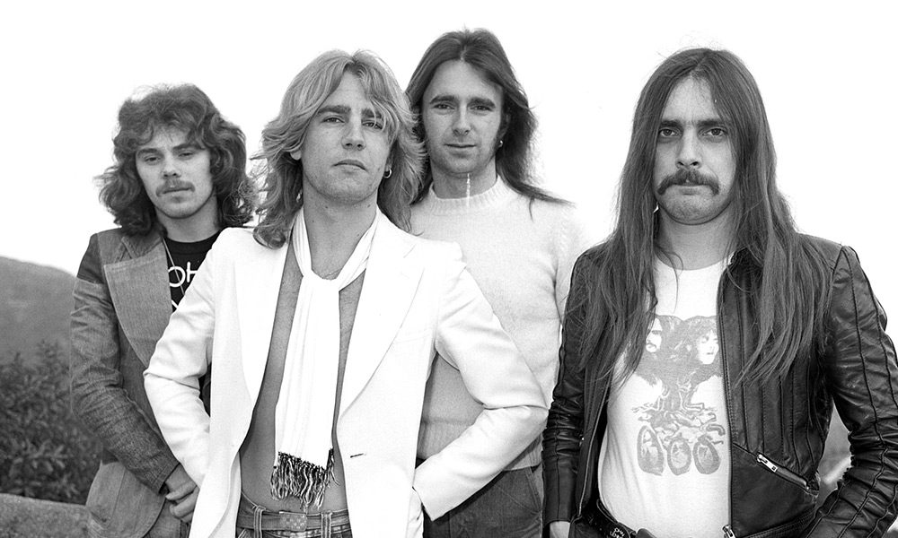 Status Quo photo by Michael Ochs Archives and Getty Images