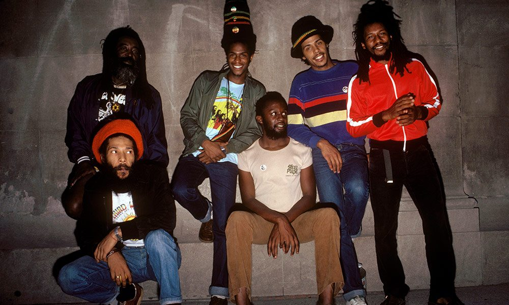 Steel Pulse photo by Peter Noble and Redferns