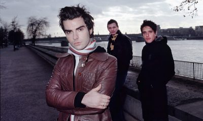 Stereophonics photo by Sandy Caspers and Redferns