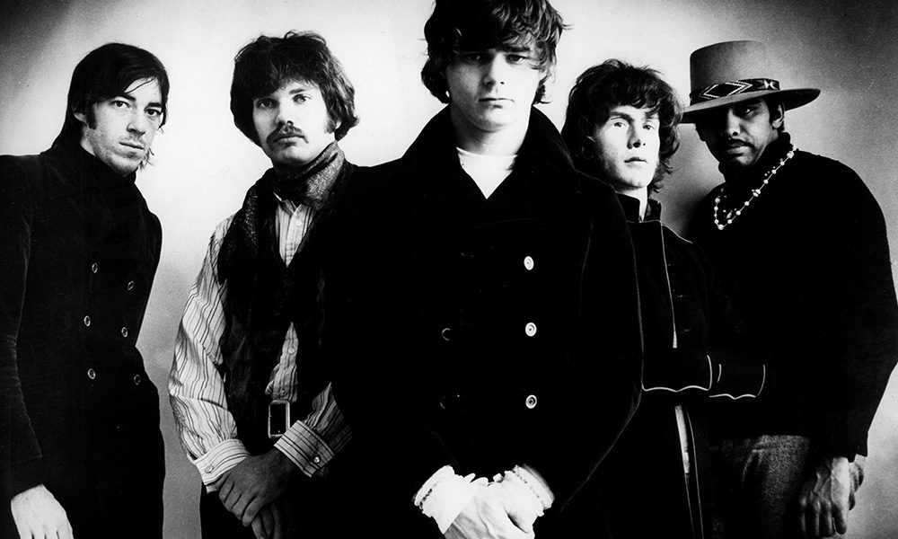 Steve Miller Band photo by RB and Redferns
