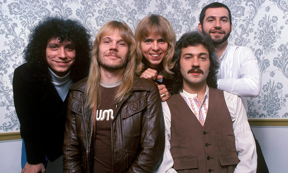 Styx photo by Richard E. Aaron and Redferns