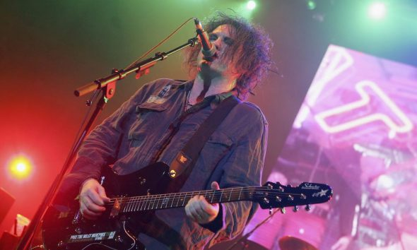 The Cure Teenage Cancer Trust 2006 GettyImages 57230816