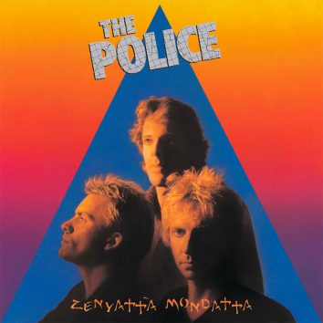The Police Zenyatta Mondatta Cover