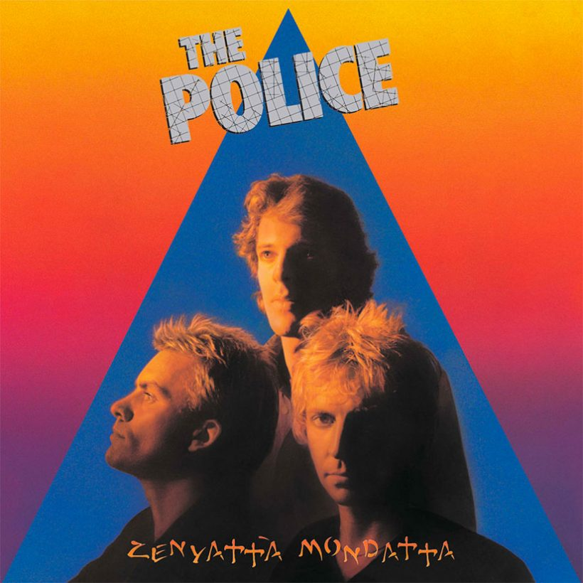 The Police Zenyatta Mondatta Cover