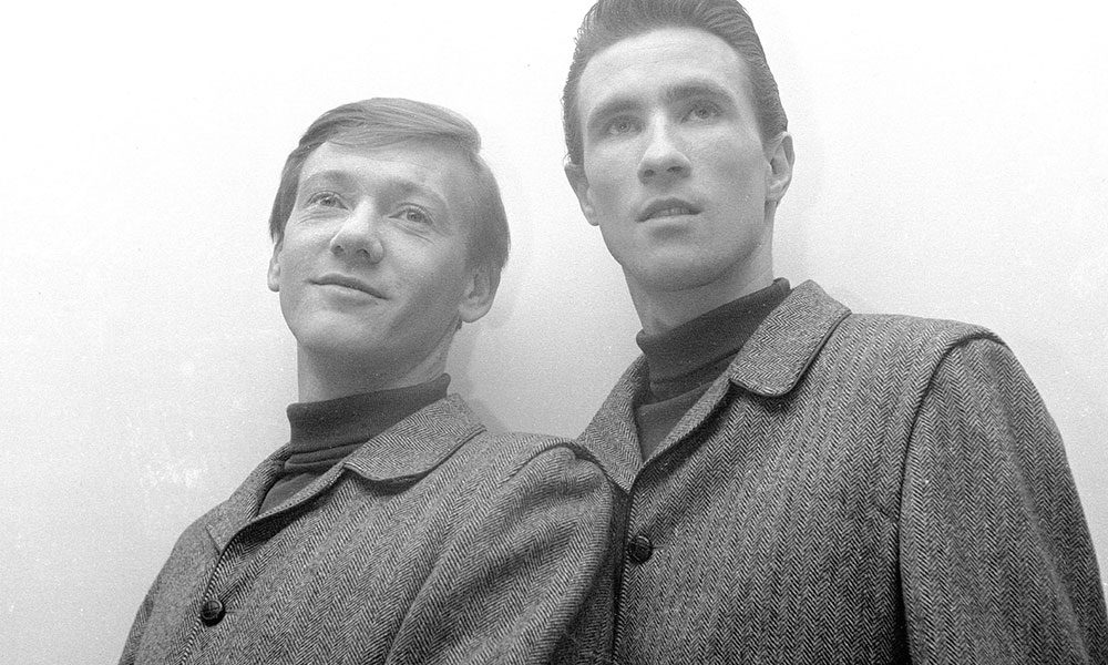 The Righteous Brothers Chris Walter and WireImage photo by