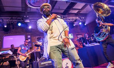 The Roots photo by Rick Kern and Getty Images for Bud Light