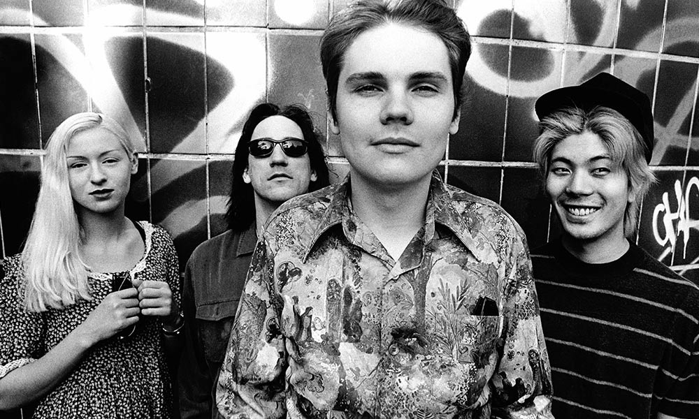 The Smashing Pumpkins photo by Paul Bergen/Redferns