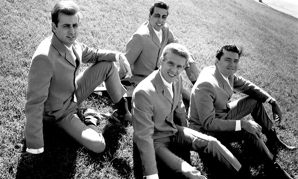 The Statler Brothers photo by Michael Ochs Archives and Getty Images