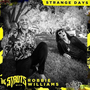 The-Struts-Strange-Days---Robbie-Williams