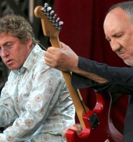 The Who 2006 GettyImages 566839503