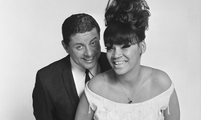 Tito Puente and La Lupe of Tico Records