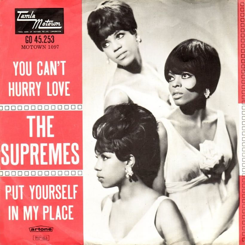 You Cant Hurry Love Supremes