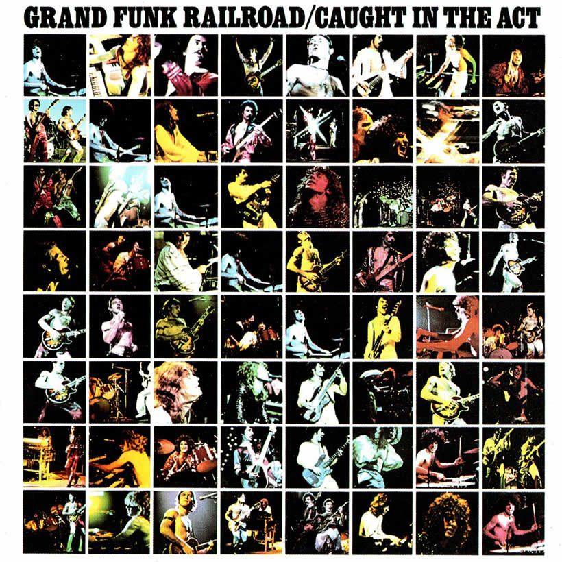 Grand Funk Railroad artwork: UMG