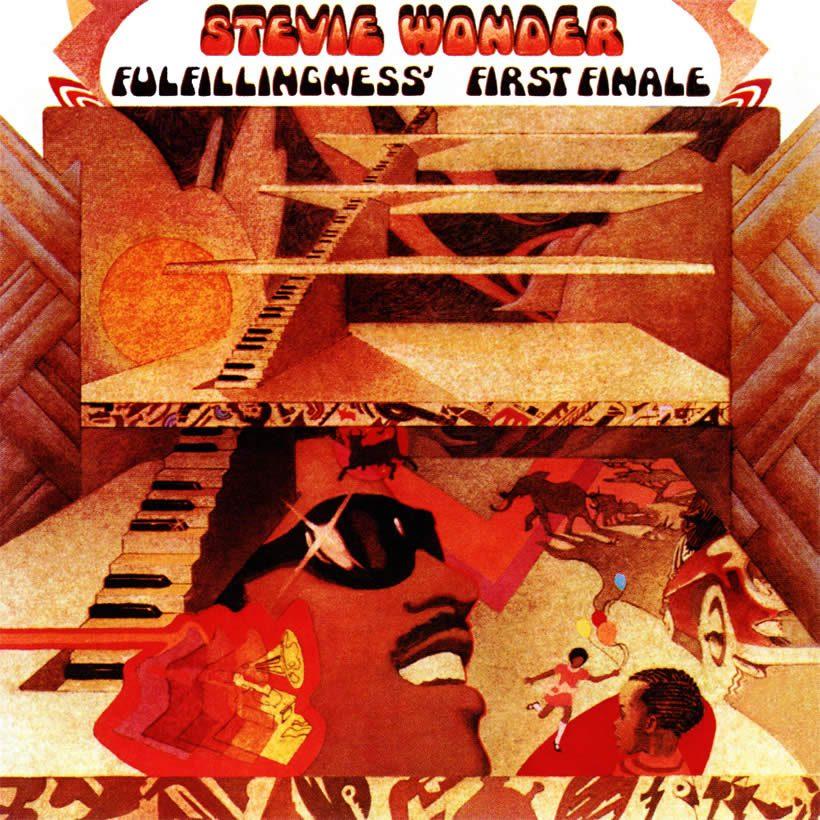 Stevie Wonder artwork: UMG