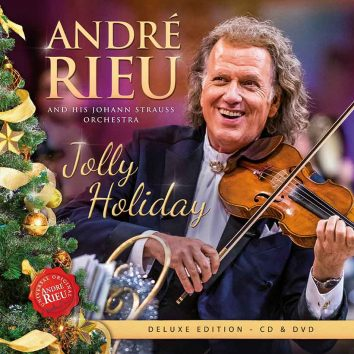 Andre Rieu Jolly Holiday cover