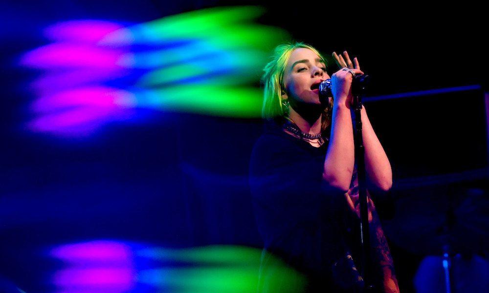 Billie Eilish Where do we go livestream