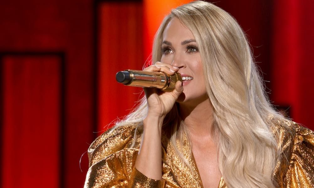 Carrie Underwood GettyImages 1272889542