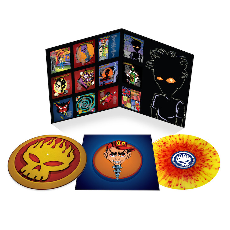 Offspring Conspiracy of One Deluxe Edition