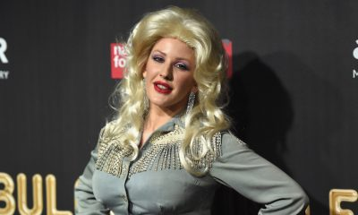 Ellie Goulding Dolly Parton costume