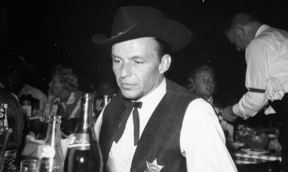 Frank Sinatra Sheriff