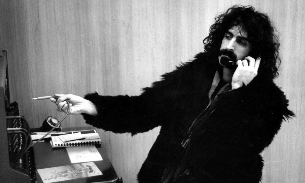 Frank Zappa Documentary Alex Winter