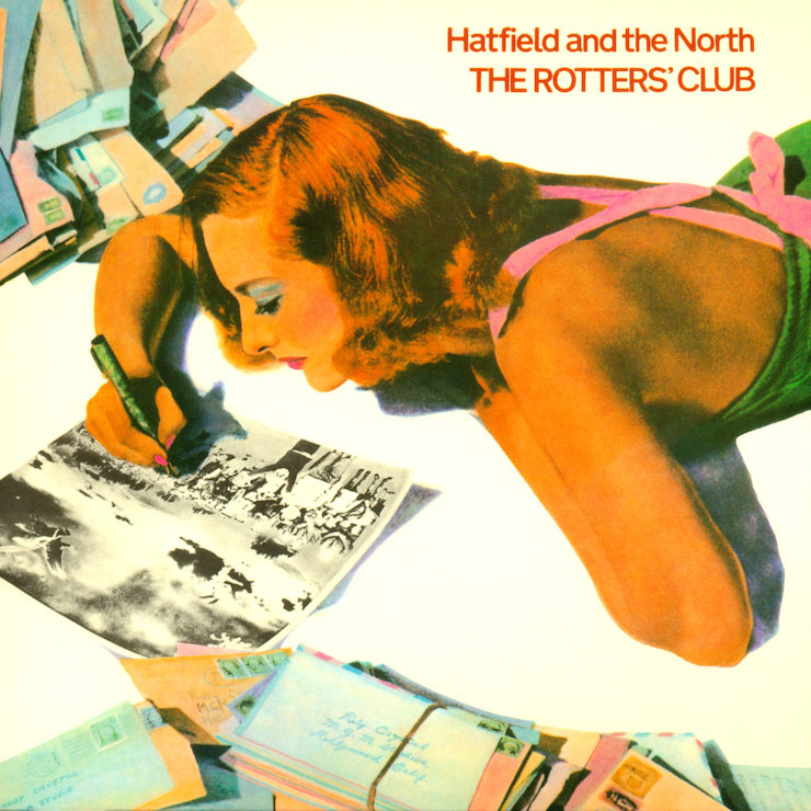 Hatfield and the North's