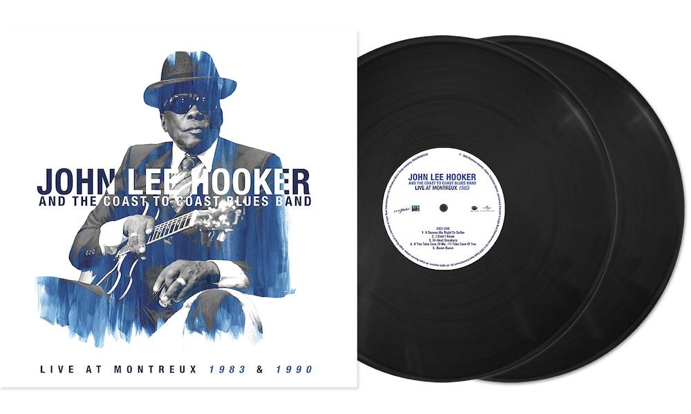 John Lee Hooker Montreux packshot