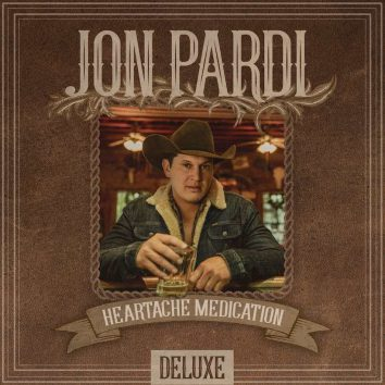 Jon Pardi Heartache Medication Deluxe