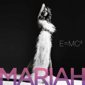 Mariah Carey E=MC2 cover