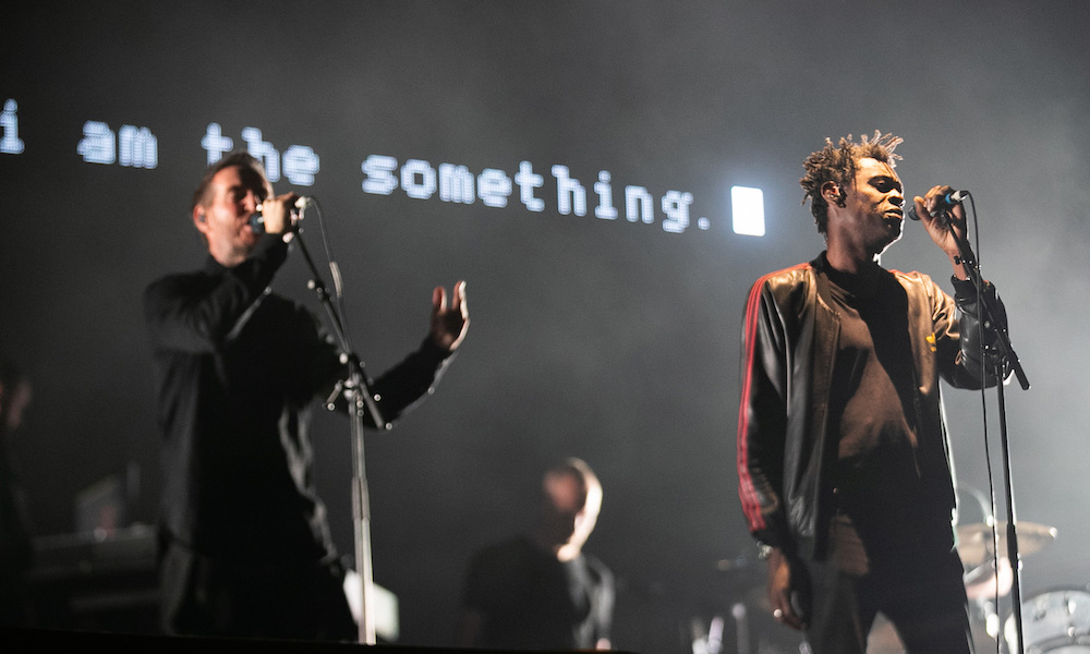 Massive Attack Film Climate Change