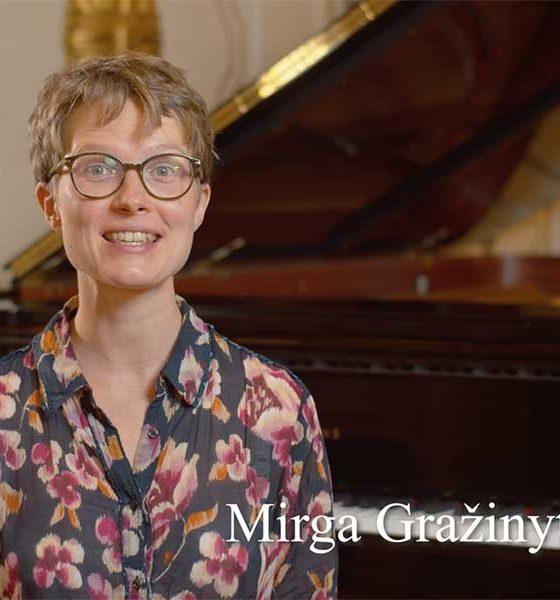 Conductor Mirga Grazinyte-Tyla Gramophone Awards 2020