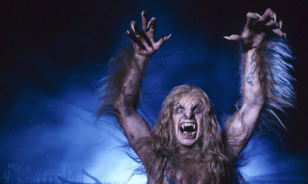Ozzy Osbourne Werewolf