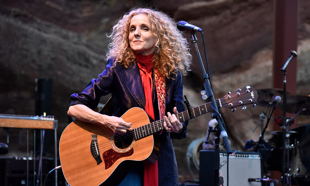 Patty Griffin photo by Tim Mosenfelder and Getty Images