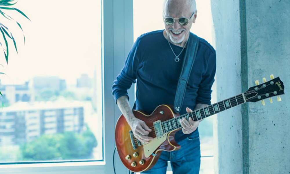 A Rock'n'Roll Zelig: Peter Frampton Turns Back The Pages In New Memoir