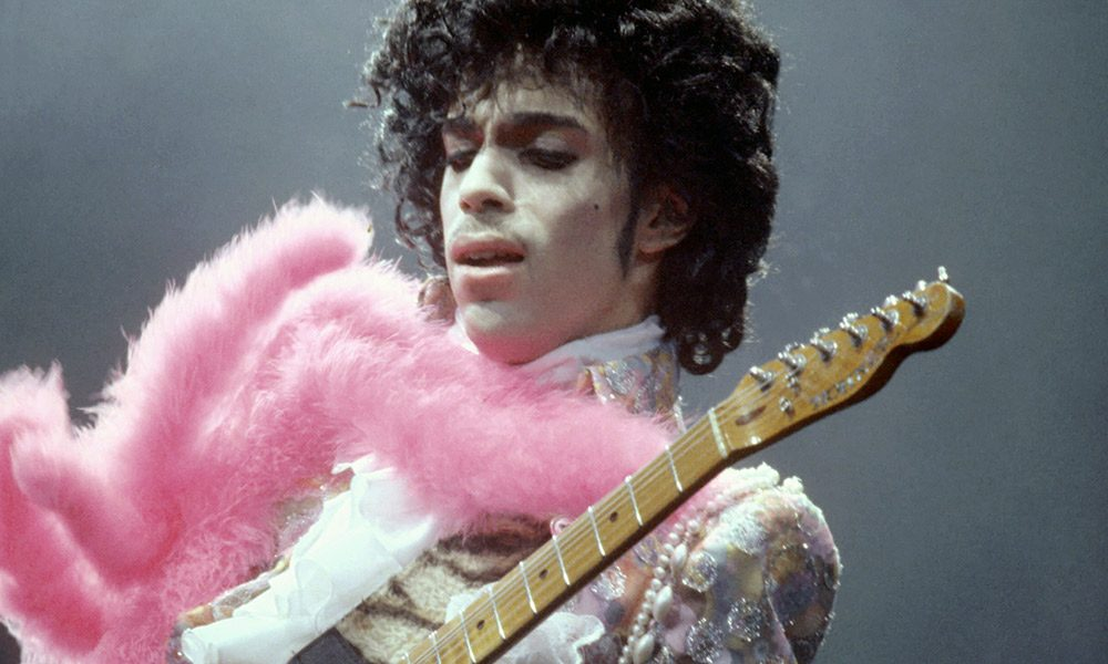 Prince photo by Michael Montfort/Michael Ochs Archives and Getty Images