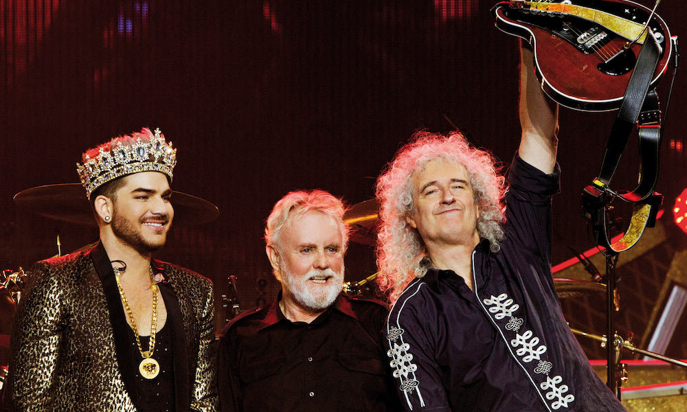 Queen + Adam Lambert Live Around The World - Xavier Vila Copyright Miracle Productions
