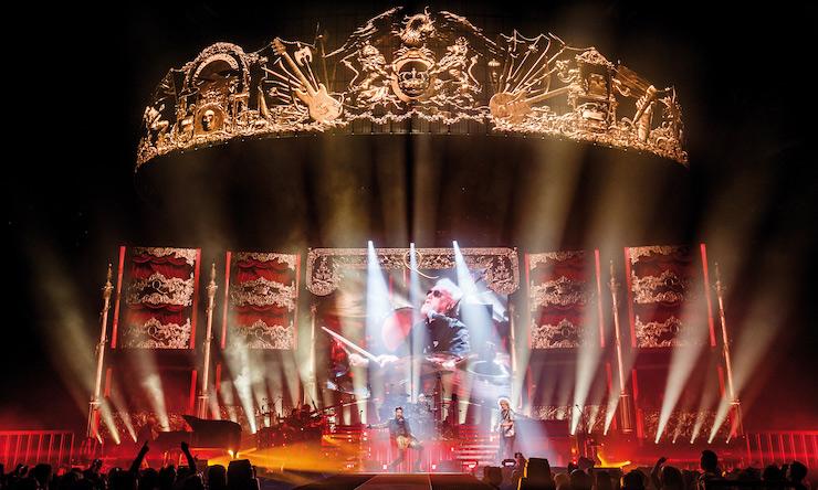 Queen + Adam Lambert Live Around The World press shot