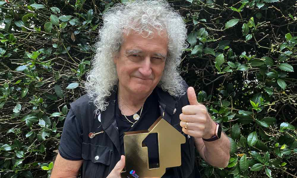 Queen Brian May No.1