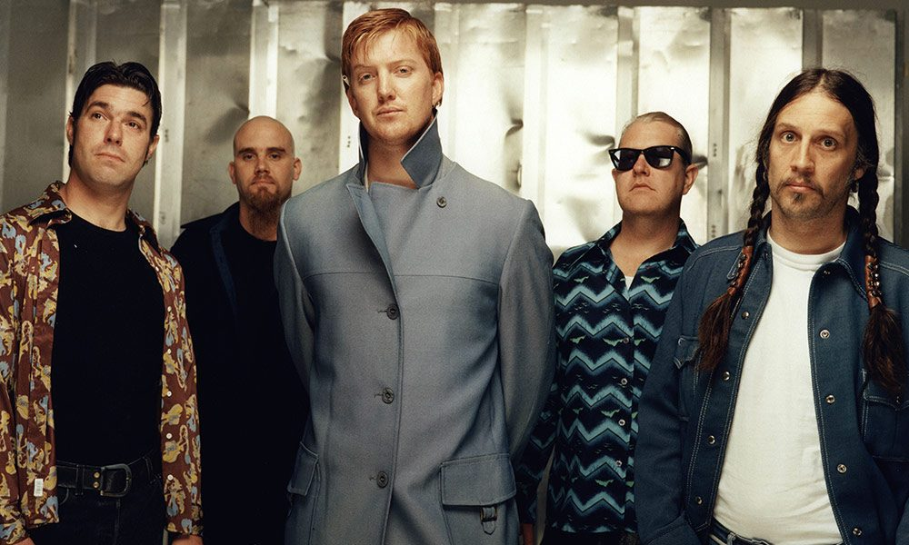 Queens Of The Stone Age photo by Mick Hutson/Redferns