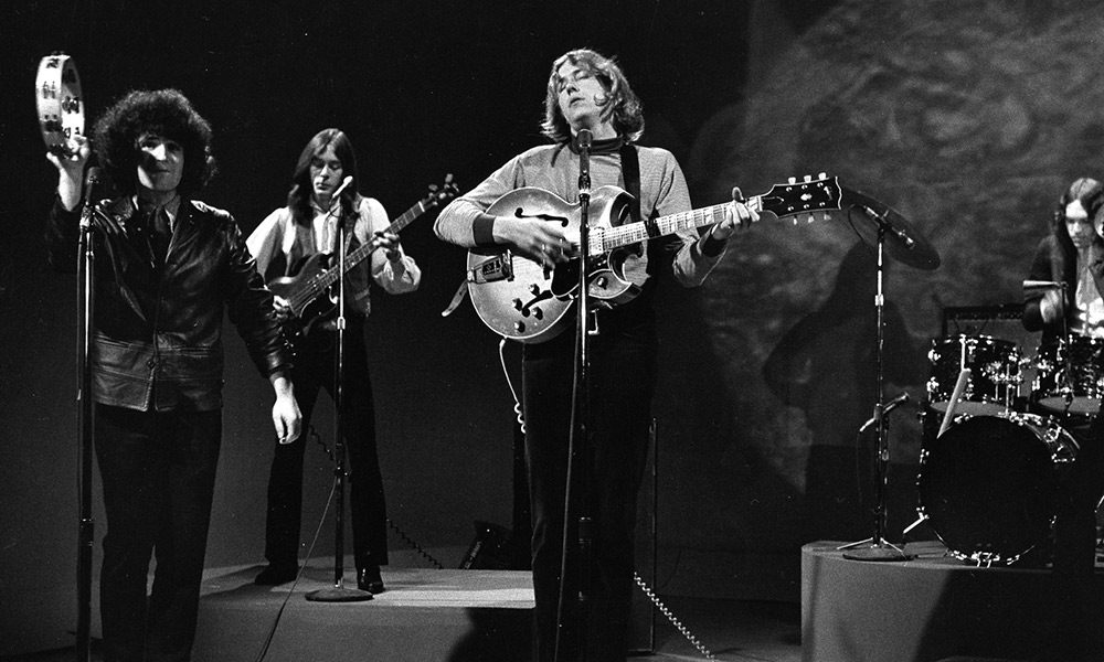 Quicksilver Messenger Service photo by Michael Ochs Archives/Getty Images