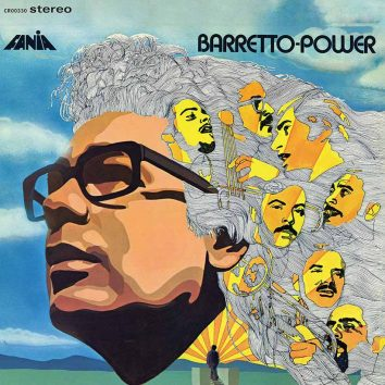 Ray Barretto Power Album Cover