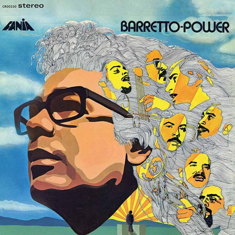 Ray Barretto Power Album Cover