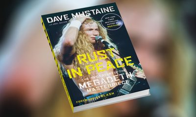 Dave Mustaine Rust In Peace