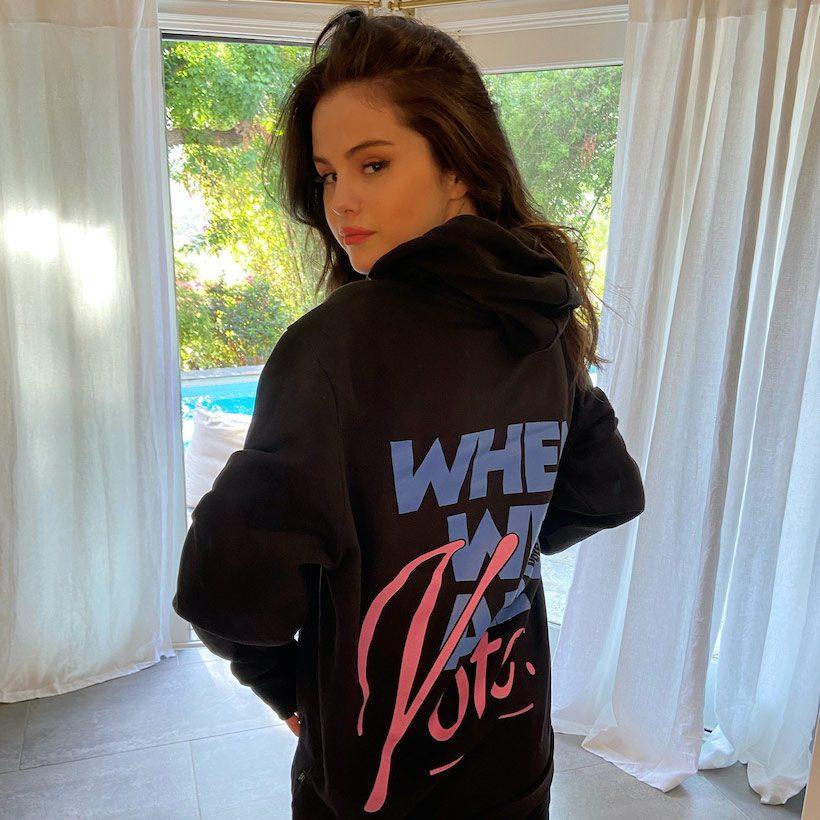 Selena X Votes collection