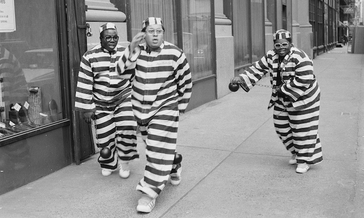 The Fat Boys Jail House Rap