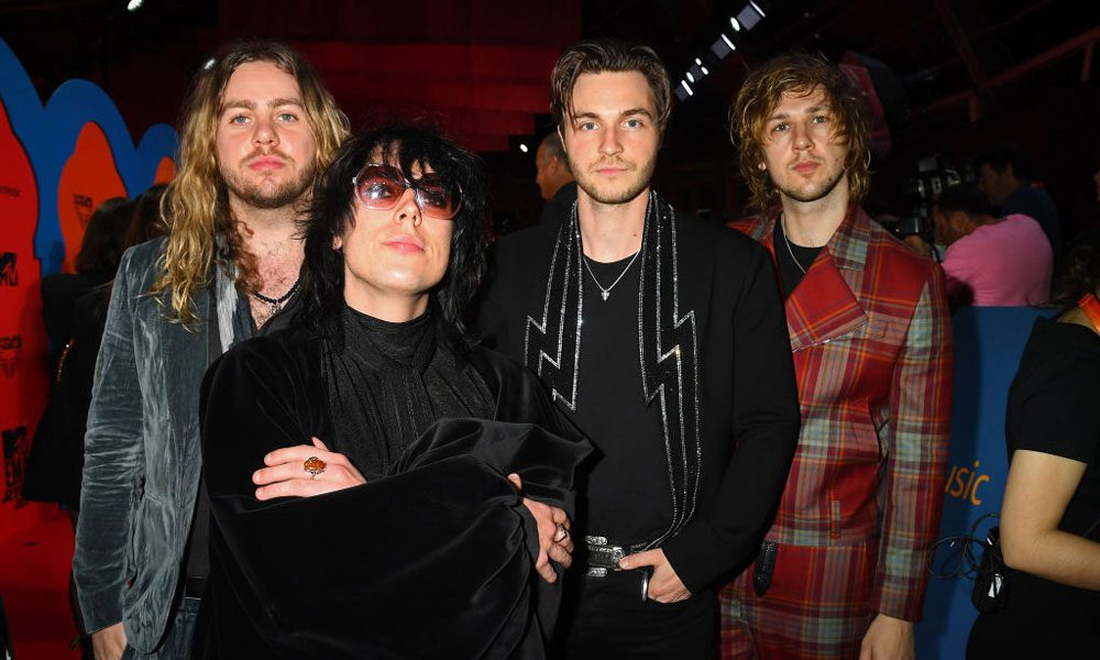 The-Struts-New-Dates-Strange-Days-Are-Over-Tour