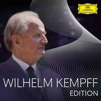 Wilhelm Kempff Edition box set cover